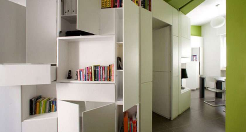 Storage Ideas Small Apartment Decobizz