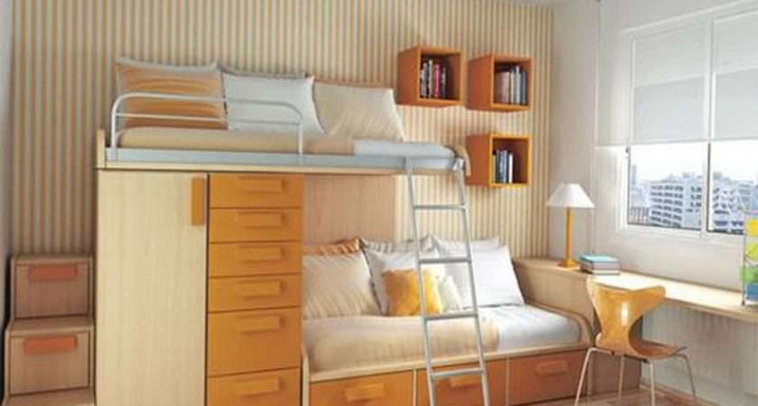 Storage Ideas Small Bedrooms Best