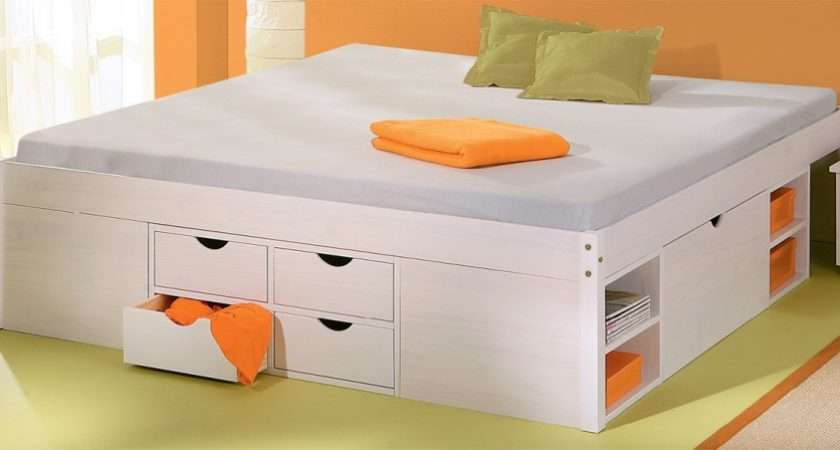 Storage Room Modern Single Bed Pinterest