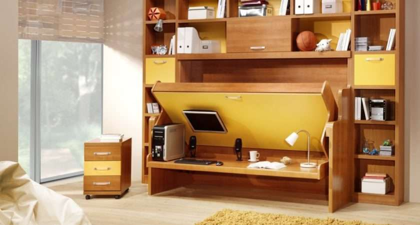 Storage Solutions Small Bedrooms Clever Ideas