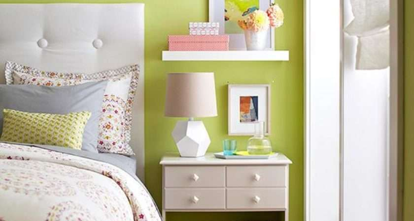 Storage Solutions Small Bedrooms