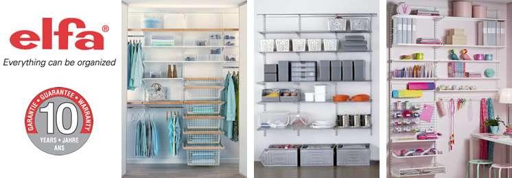 Storage Wardrobe Interiors Stylish Swedish Solution