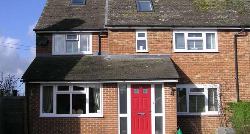 Storey Side Extension Rear Aylesbury Buckinghamshire