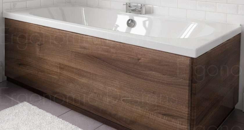 Straight Standard Bath Modern Bathroom Acrylic Round Double