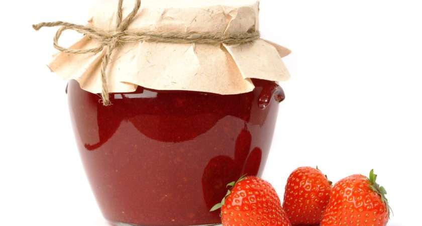 Strawberry Jam Jar Baby Budgeting