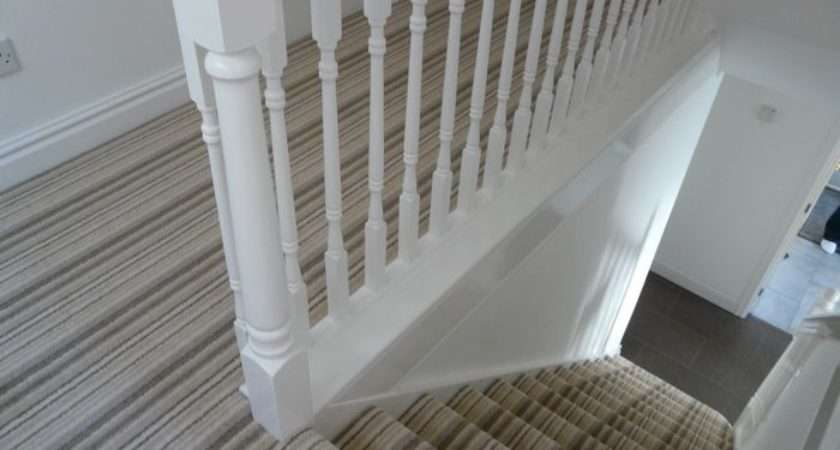 Strip Carpet Stairs Home Pinterest