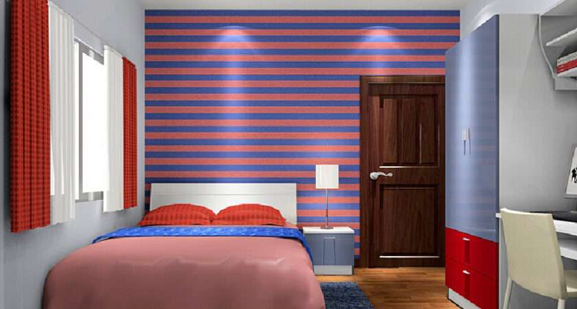 Striped Interior Design