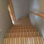 Striped Stair Carpet Still Vogue