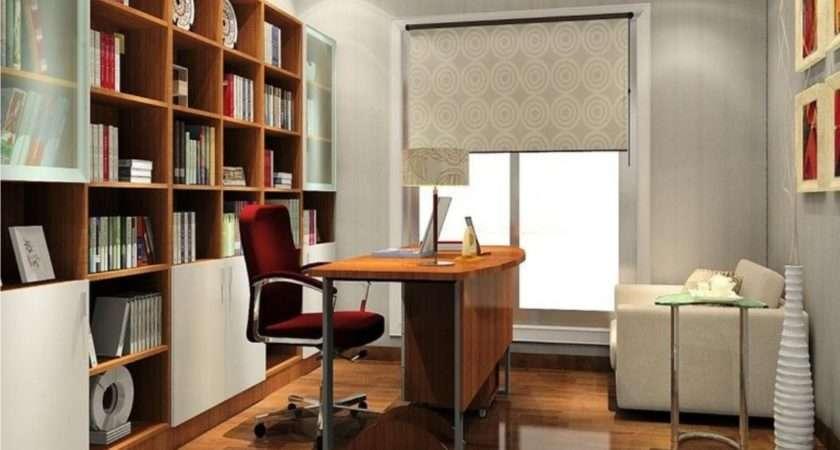 Study Room Decor Modern Designs Small Bedroom