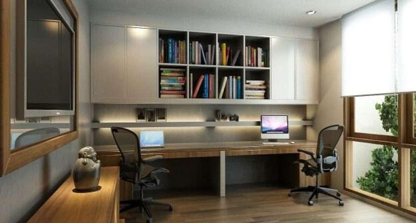 Study Room Design Interior Pinterest
