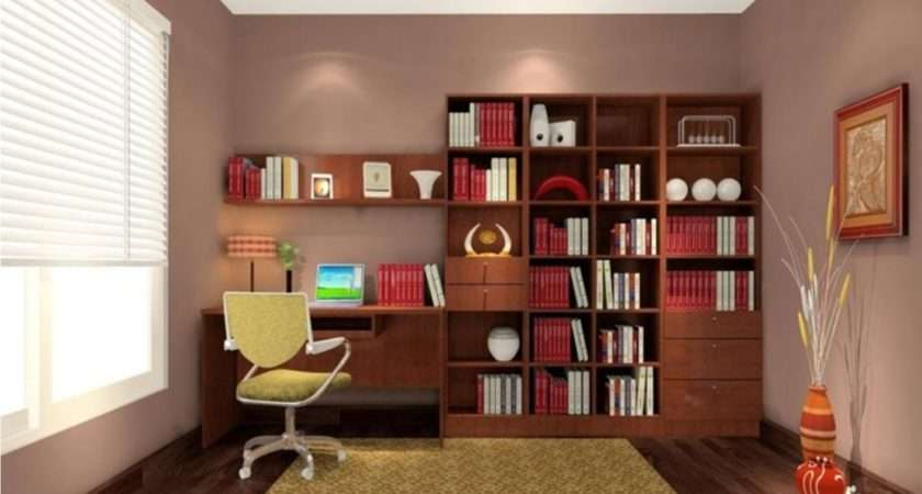 Study Room Design Wood Flooring Home Decorating Ideas