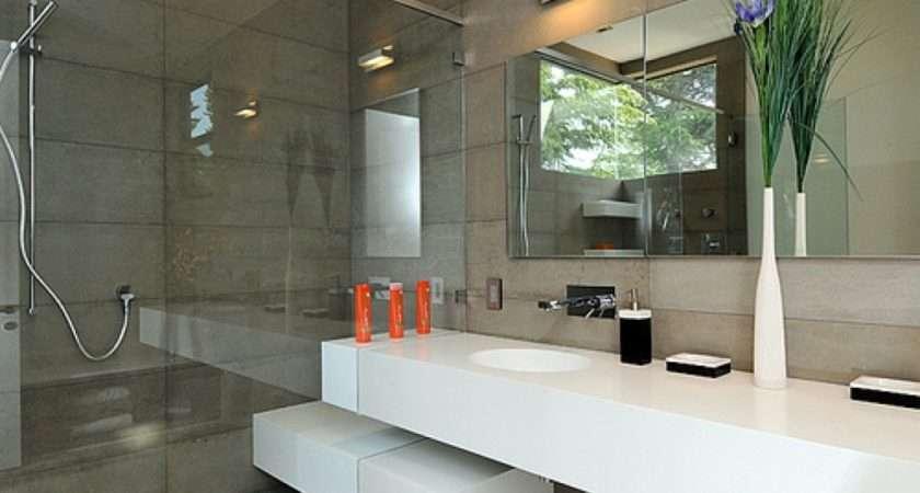 Stunning Cool Bathroom Ideas Redecorating House