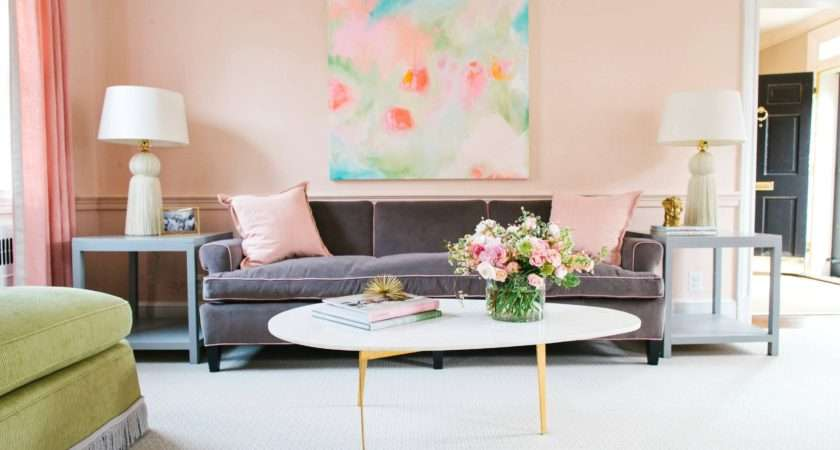 Stunning Pastel Rooms Decorating Pantone Color Trends