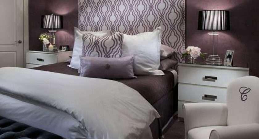 Stunning Purple Bedroom Designs Your Home