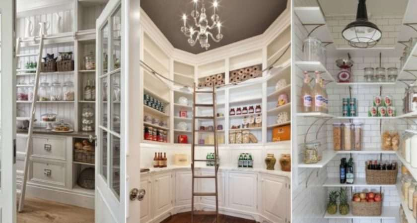 Stunning Small Walk Pantry Ideas Building Plans