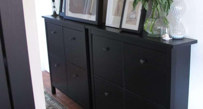 Styling Small Space Office Purposing Ikea