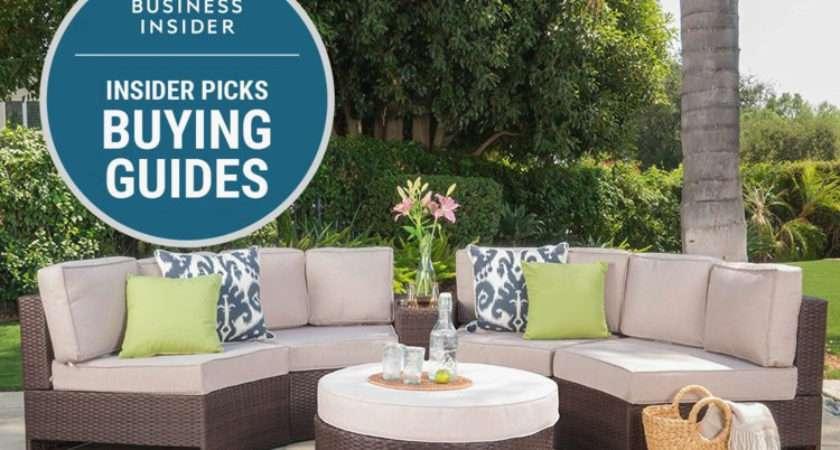 Stylish Comfy Garden Furniture Tips Claorg