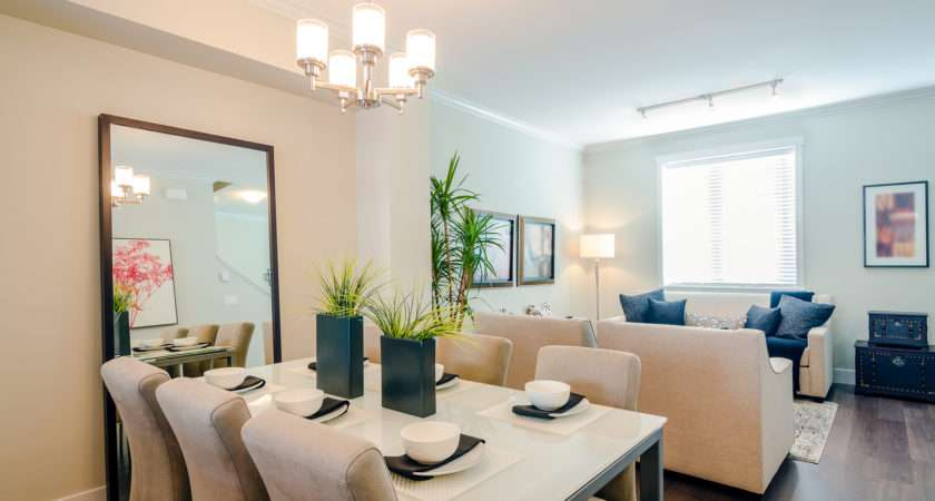 Stylish Dining Room Decor Ideas Small Spaces