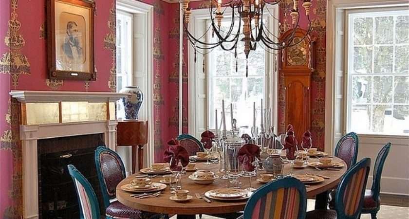 Stylish Elegant Dining Room Ceiling Design Ideas