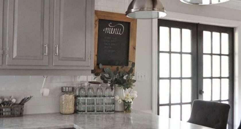 Stylish Grey Kitchen Cabinets Get Inspiration