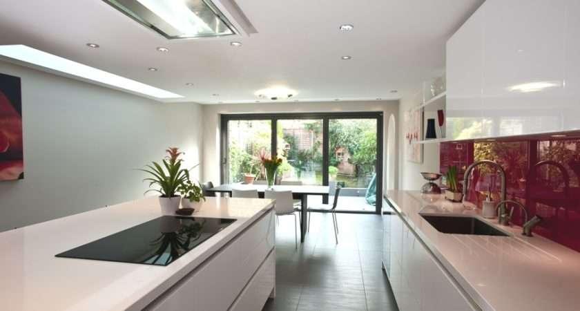 Stylish Kitchen Design Modern London Home Adelto