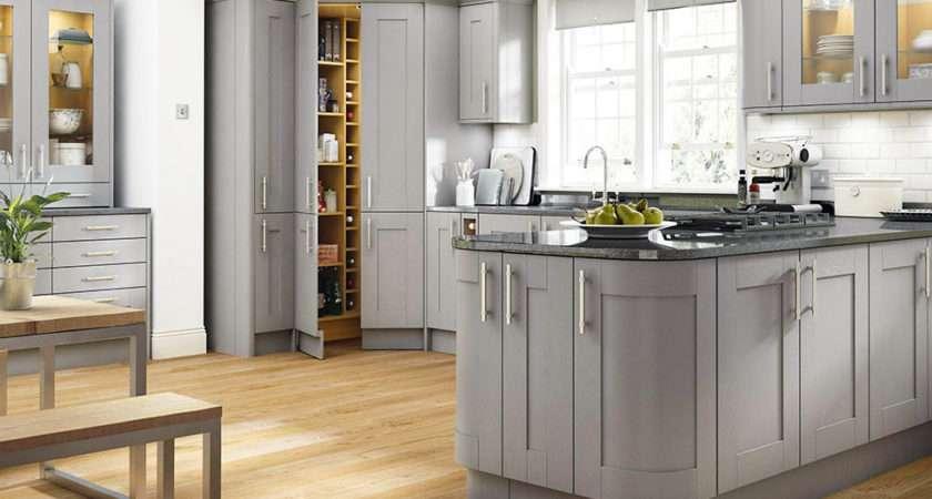 Stylish Shaker Kitchens Real Homes