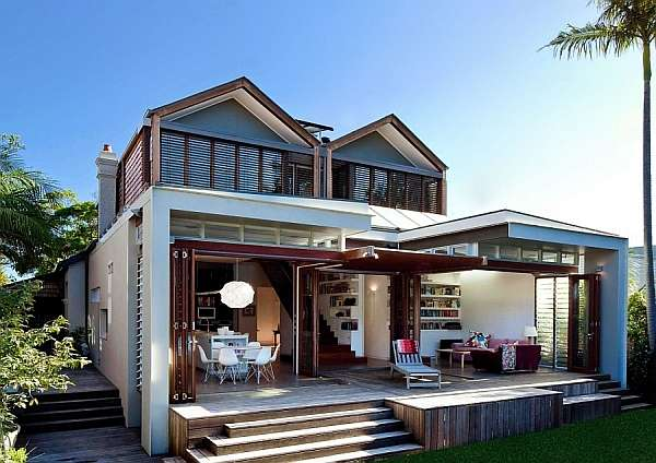 Stylish Sydney House Gets Sustainable Energy