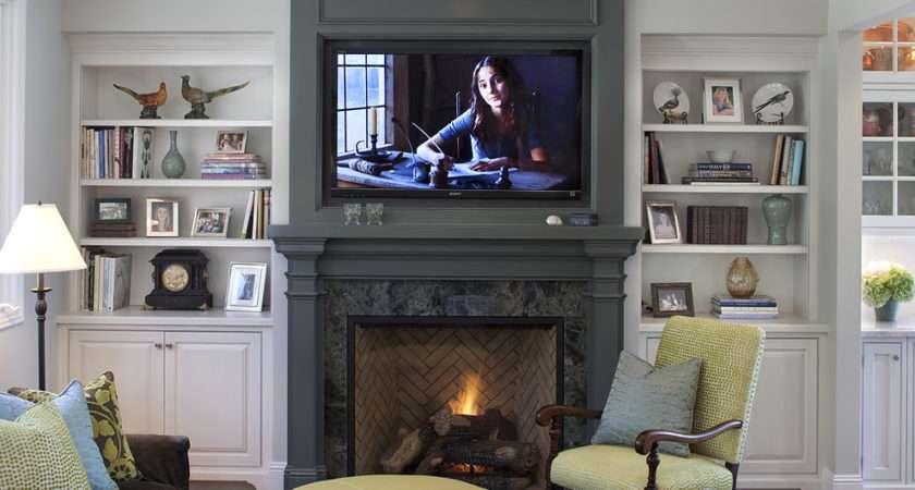 Sublime Diy Fireplace Mantel Shelf Decorating Ideas