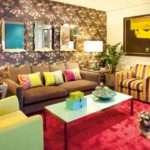 Suitable Colorful Interior Design Ideas Main Rooms