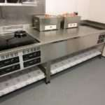 Suite Has Four Ring Induction Hob Two