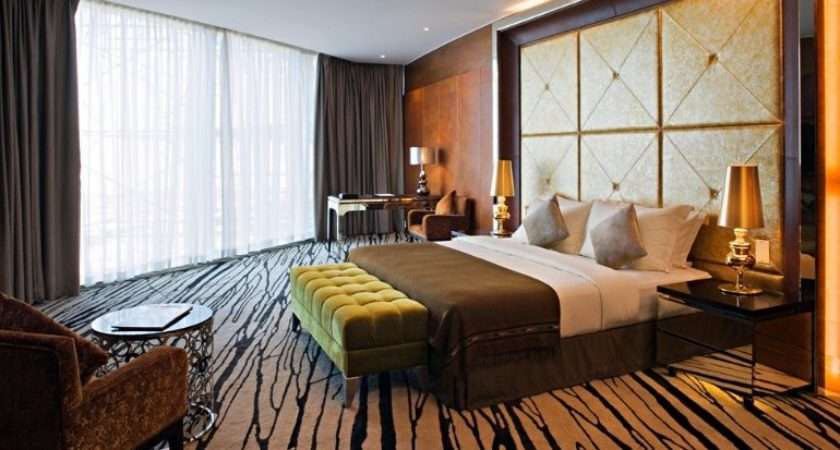 Sumptuous Luxury Hotel Room Designs Master Bedroom Ideas