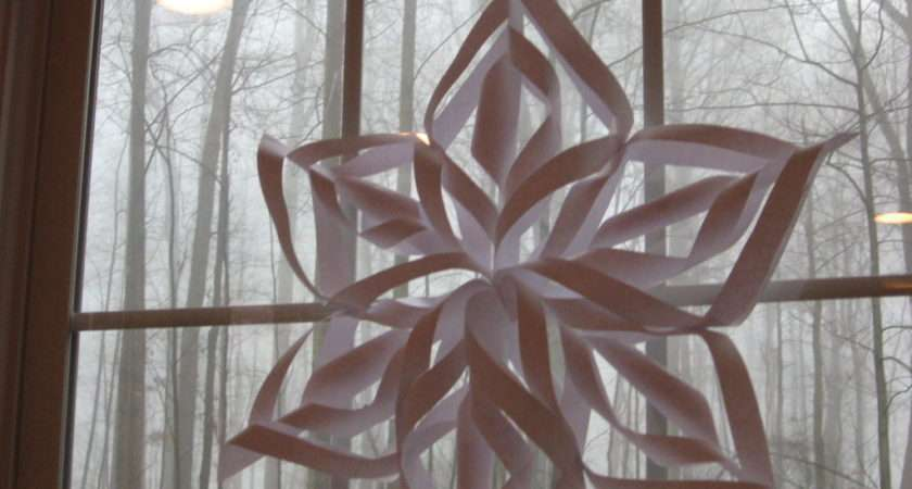 Super Cool Easy Pointed Snowflake