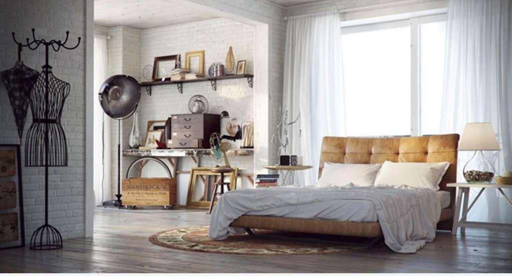 Super Unique Authentic Bedroom Special Modern Still