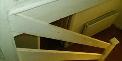 Supply Fit Stair Spindle Handrail Plus Ball Carpentry Joinery