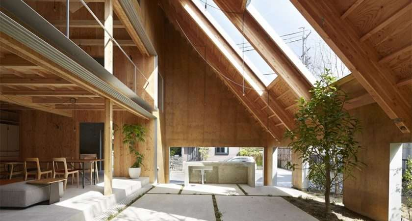 Suppose Design Office Detached House Anjo