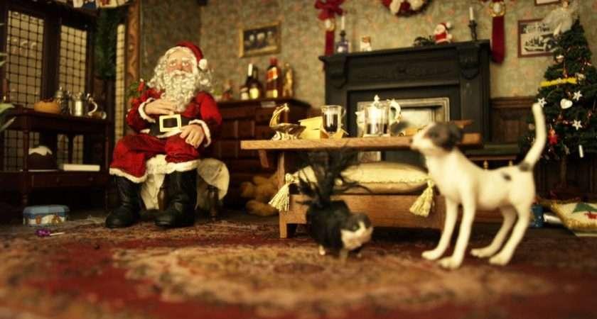 Susan Trodden Christmas Room
