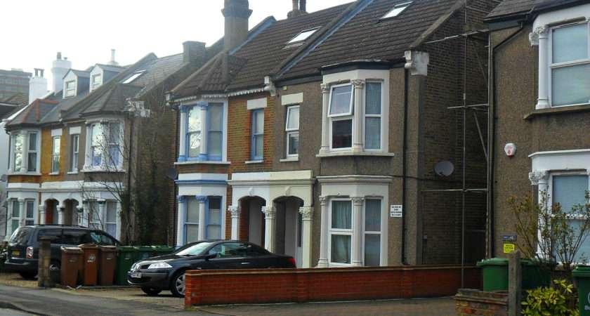 Sutton Surrey London Victorian Houses Cedar