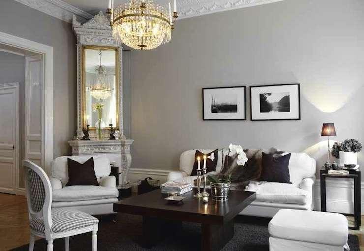 Swedish Living Room French Skonahem