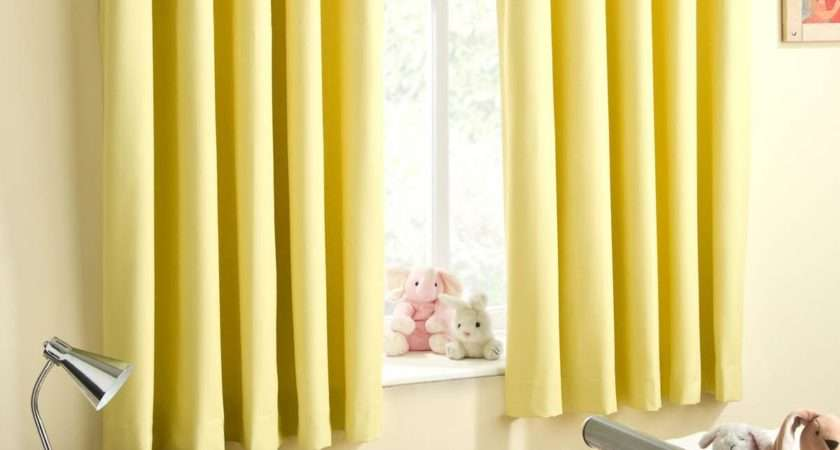 Sweetheart Children Thermal Blackout Eyelet Curtains