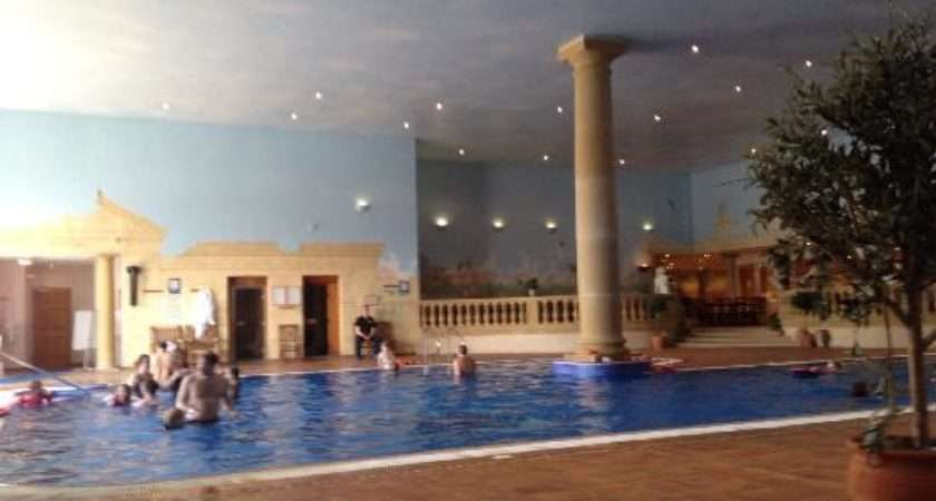 Swimming Pool Whittlebury Hall Towcester