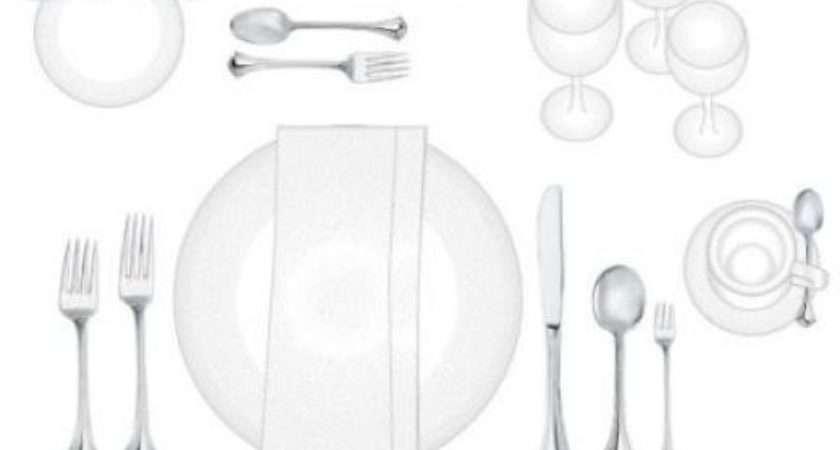 Table Setting Bon Appetit World Admired