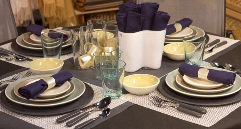 Table Setting Ideas Cultivate Togetherness