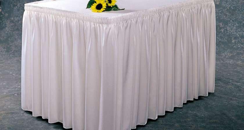 Table Skirting Hospitality