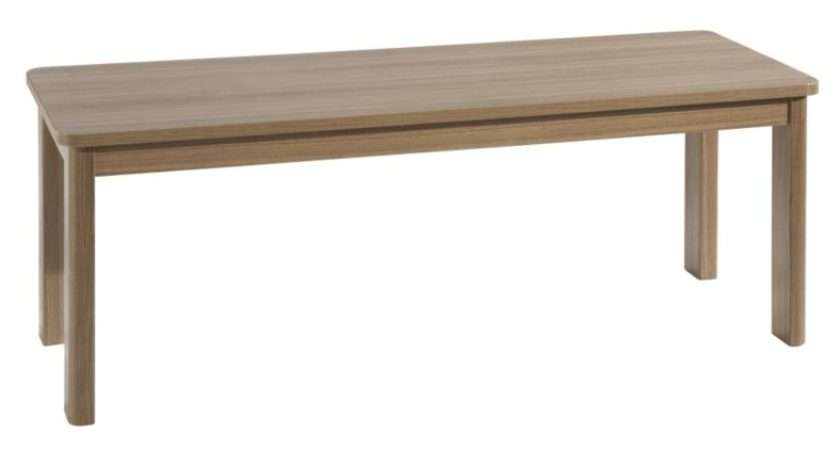 Tables Torino Single Coffee Table Light Oak
