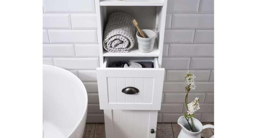 Tallboy Bathroom Cabinets