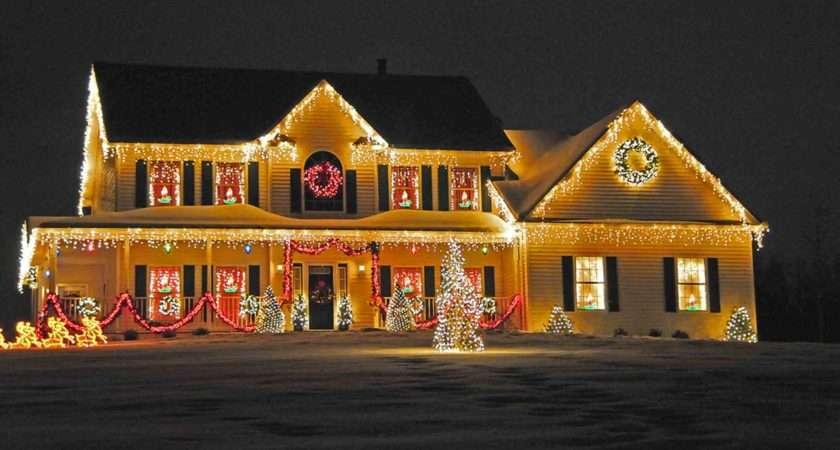 Tangled Christmas Lights Raise Risk