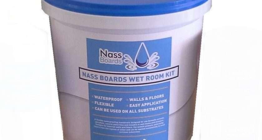 Tanking Kit Litre Membrane Tub Wet Shower Bath Room