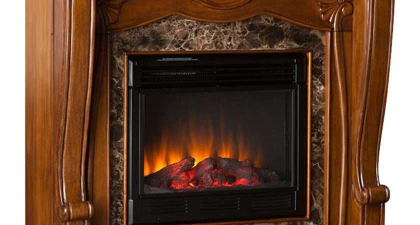 Taylor Electric Fireplace Victorian Indoor Fireplaces