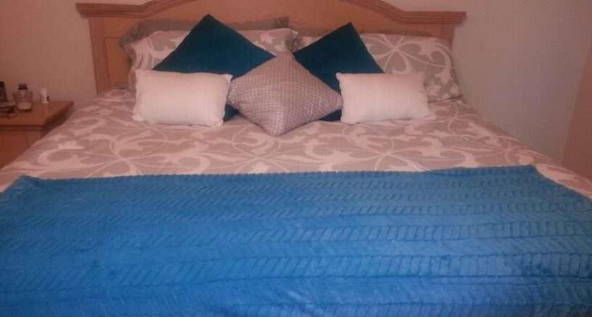 Teal Grey Bedroom Ideas Pinterest