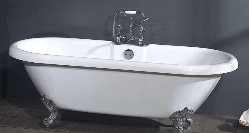 Technique Victoria Roll Top Bath Ams Plumbing